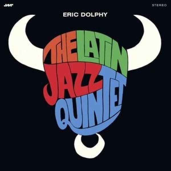 Eric Dolphy エリックドルフィー / Eric Dolphy  &  The Latin Jazz Quintet 【LP】