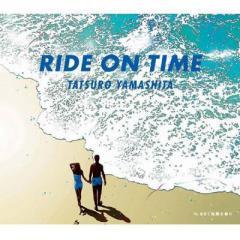 山下達郎 ヤマシタタツロウ / RIDE ON TIME (ライド・オン・タイム)【CD Maxi】