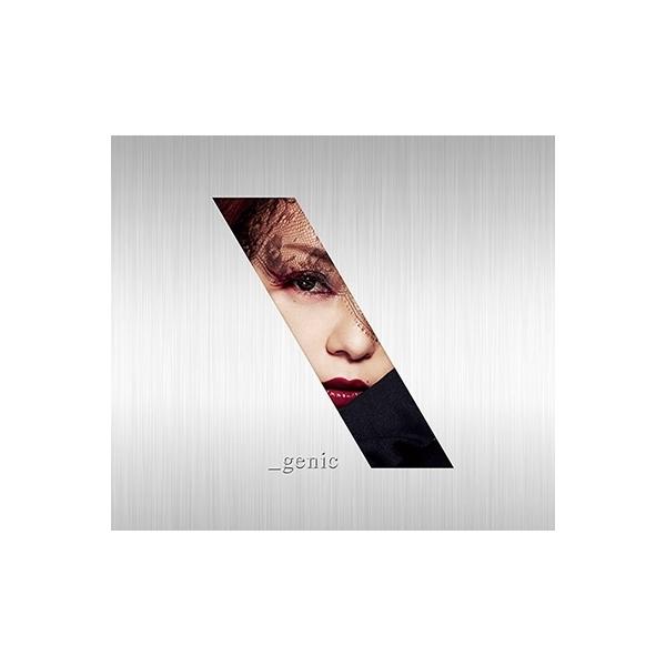 安室奈美恵 / _genic (CD+DVD)【CD】