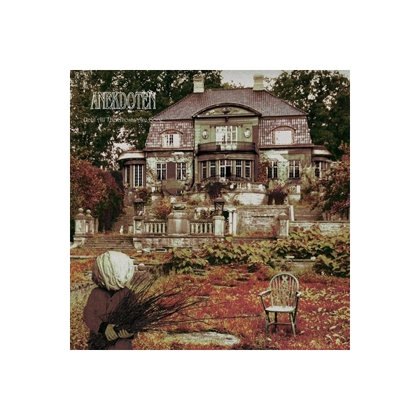 Anekdoten アネクドテン / Until All The Ghosts Are Gone 【CD】