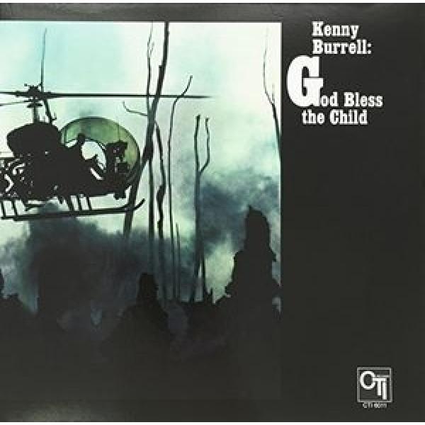 Kenny Burrell ケニーバレル / God Bless The Child (高音質盤 / 180グラム重量盤レコード / Pure Pleasure)【LP】