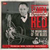Tampa Red / Dynamite! - The Unsung King Of The Blues【CD】