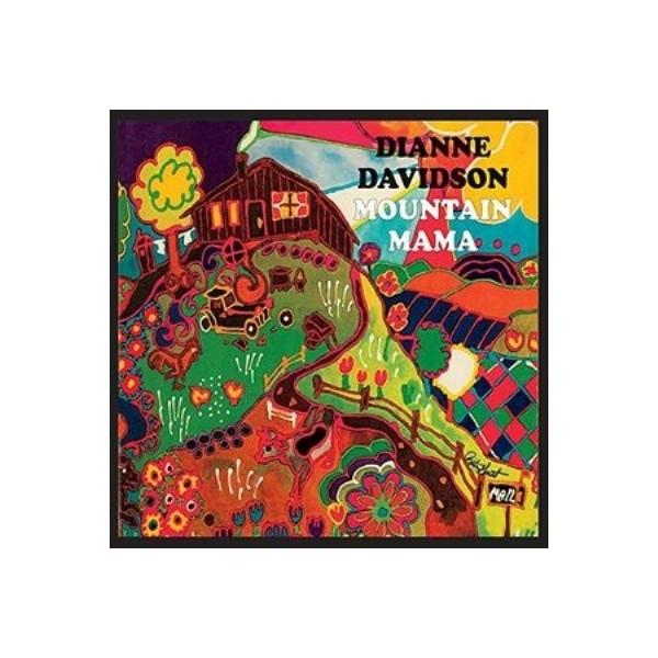 Dianne Davidson / Mountain Mama【CD】