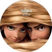 塔の上のラプンツェル / 塔の上のラプンツェル Tangled サウンドトラック (ピクチャー仕様 / アナログレコード / Walt Disney)【LP】