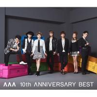 AAA トリプルエー / AAA 10th ANNIVERSARY BEST (2CD)【CD】