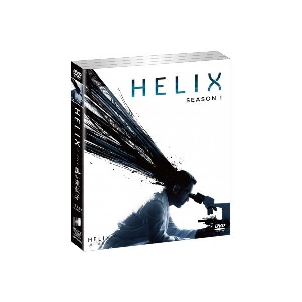HELIX -黒い遺伝子- SEASON1 BOX【DVD】
