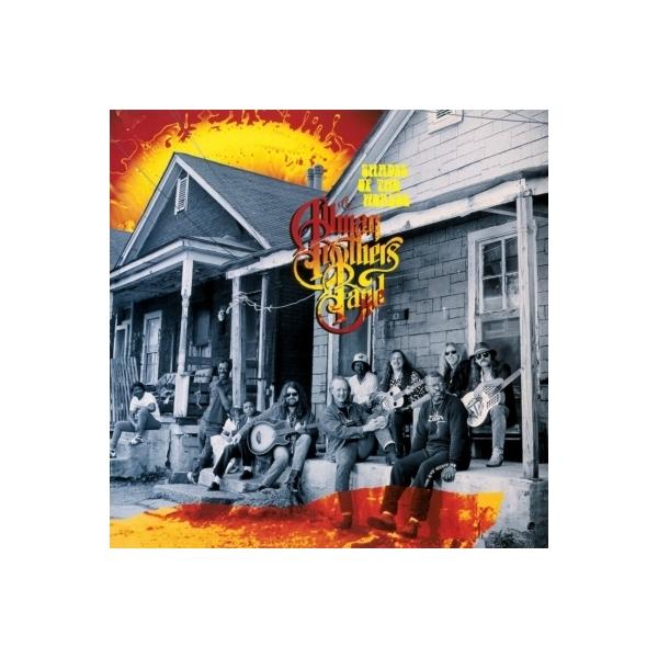 Allman Brothers Band オールマンブラザースバンド / Shades Of Two Worlds (180グラム重量盤)【LP】