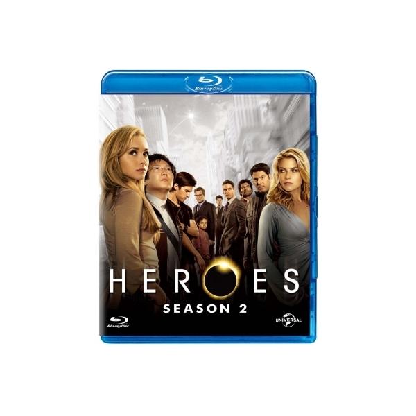 HEROES / ヒーローズ シーズン2 ブルーレイ バリューパック【BLU-RAY DISC】