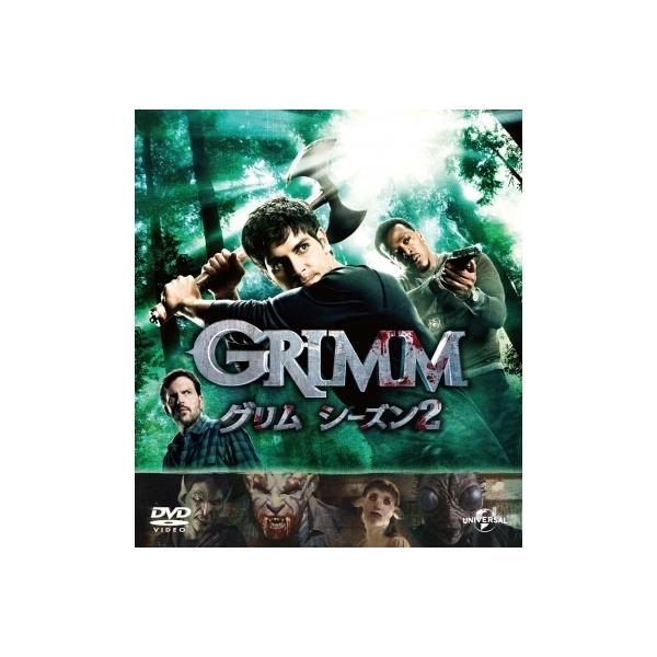 GRIMM / グリム シーズン2 バリューパック【DVD】