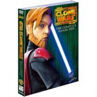 スター・ウォーズ: クローン・ウォーズ<フィフス・シーズン>コンプリート・セット【DVD】