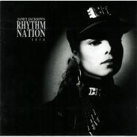 Janet Jackson ジャネットジャクソン / Rhythm Nation 1814 【CD】