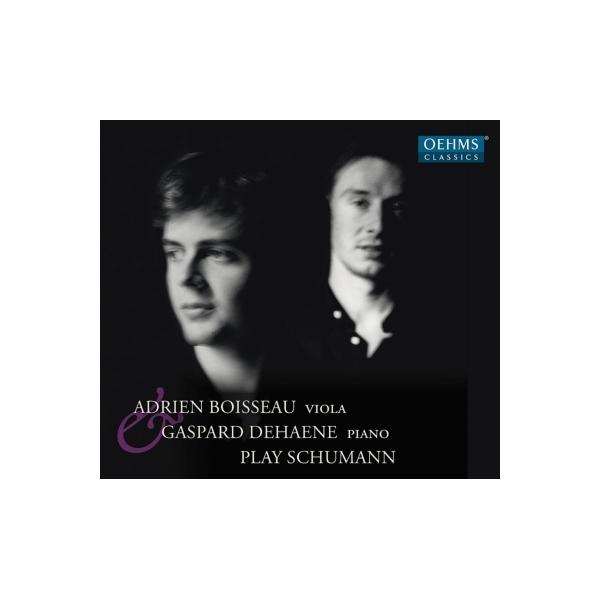 Schumann シューマン / 幻想小曲集、おとぎ話の挿絵、3つのロマンス、他 アドリアン・ボワソー、ドゥアンヌ【CD】