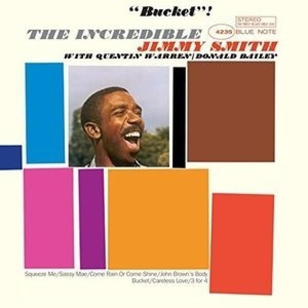 Jimmy Smith ジミースミス / Bucket (180グラム重量盤)【LP】