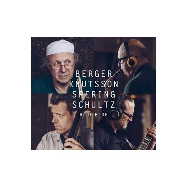 Bengt Berger / Jonas Knutsson / Christian Spering / Max Schultz / Blue Blue【CD】