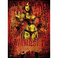 VAMPS バンプス / VAMPS LIVE 2015 BLOODSUCKERS (Blu-ray)【初回限定盤】【BLU-RAY DISC】