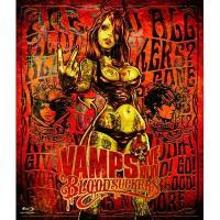 VAMPS バンプス / VAMPS LIVE 2015 BLOODSUCKERS (Blu-ray)【BLU-RAY DISC】