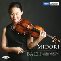 Bach, Johann Sebastian バッハ / 無伴奏ヴァイオリンのためのソナタとパルティータ全曲 五嶋みどり(2CD 日本語解説付)【CD】