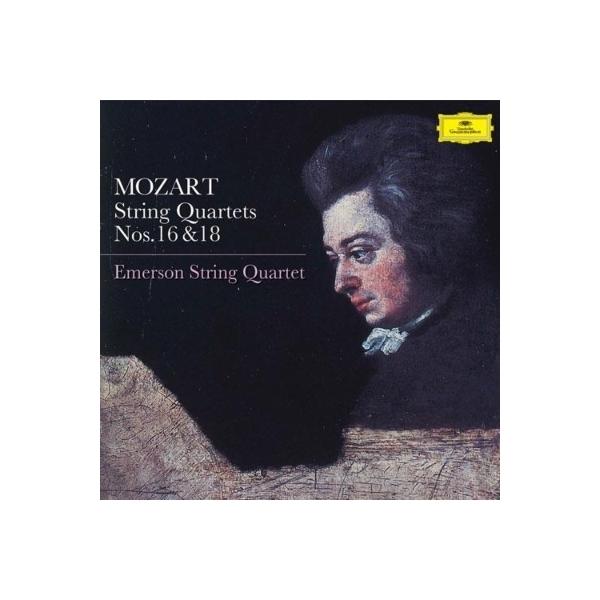 Mozart モーツァルト / 弦楽四重奏曲集第4集 エマーソン弦楽四重奏団【CD】
