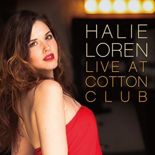Halie Loren ヘイリーロレン / Live At Cotton Club【CD】