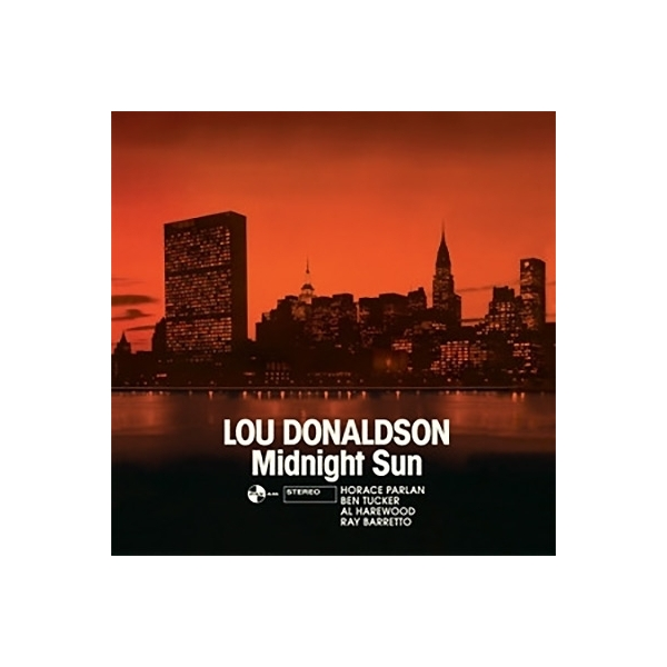 Lou Donaldson ルードナルドソン / Midnight Sun (180グラム重量盤)【LP】