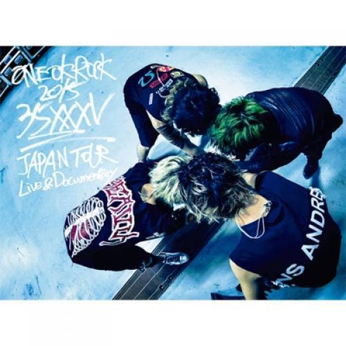 ONE OK ROCK / ONE OK ROCK 2015 35xxxv JAPAN TOUR LIVE & DOCUMENTARY (DVD)【DVD】