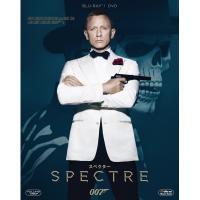 007 スペクター 2枚組ブルーレイ&DVD〔初回生産限定〕【BLU-RAY DISC】