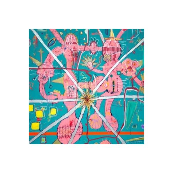 Yak (Rock-uk) / Alas Salvation【LP】