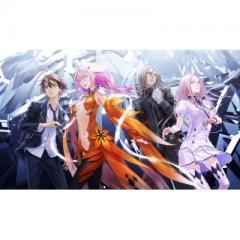 GUILTY CROWN Blu-ray BOX【完全生産限定版】【BLU-RAY DISC】