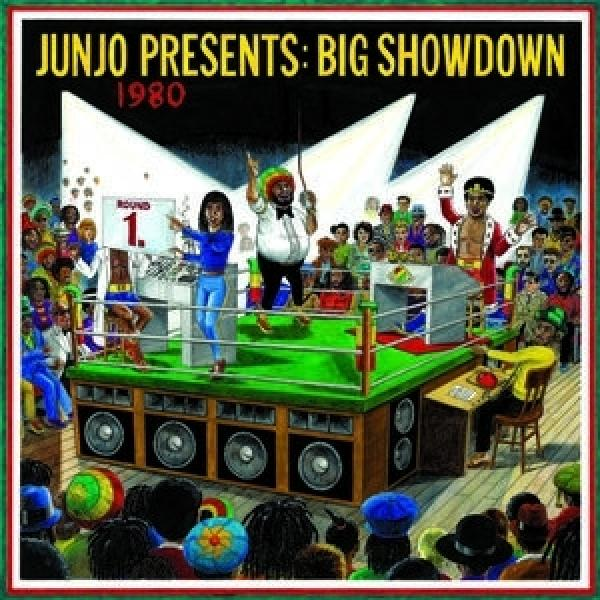 Henry Junjo Lawes / Junjo Presents:  Big Showdown【LP】
