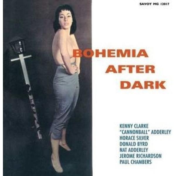 Cannonball Adderley キャノンボールアダレイ / Bohemia After Dark【LP】