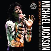 Michael Jackson マイケルジャクソン / Japan Broadcast 1987【CD】