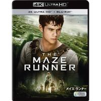メイズ・ランナー<4K ULTRA HD + 2Dブルーレイ/2枚組>【BLU-RAY DISC】