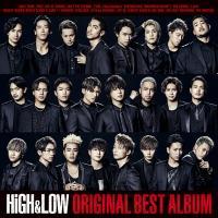HiGH&LOW / HiGH & LOW ORIGINAL BEST ALBUM (2CD+DVD+スマプラ)【CD】