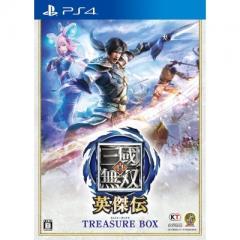【PS4】真・三國無双 英傑伝 TREASURE BOX