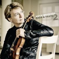 Bach, Johann Sebastian バッハ / バッハ:無伴奏ヴァイオリン・パルティータ第3番、ソナタ第2番、イザイ:無伴奏ソナタ第3番、第5番 ヴァイトハース【CD】
