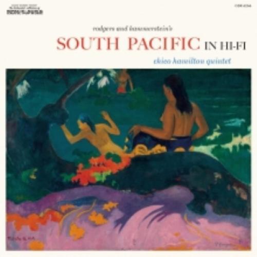 Chico Hamilton チコハミルトン / South Pacific In Hi-fi 【CD】