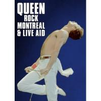 Queen クイーン / Rock Montreal  &  Live Aid:  伝説の証【DVD】