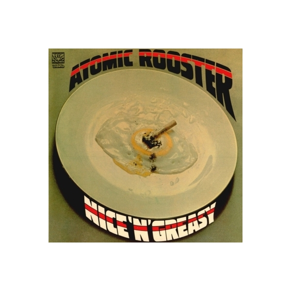 Atomic Rooster / Nice 'n' Greasy 【SHM-CD】