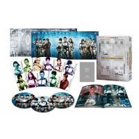 【初回仕様】 テラフォーマーズ ブルーレイ&DVDセット プレミアム・エディション(3枚組)【BLU-RAY DISC】