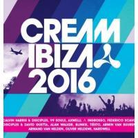 オムニバス(コンピレーション) / Cream Ibiza 2016【CD】