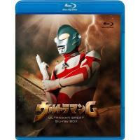 ウルトラマンG Blu-ray BOX【BLU-RAY DISC】