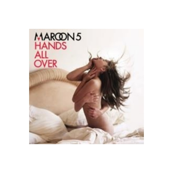 Maroon 5 マルーン5 / Hands All Over【LP】