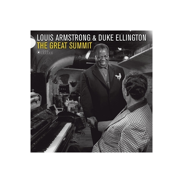 Louis Armstrong / Duke Ellington / Great Summit (180グラム重量盤レコード / Jazz Images)【LP】