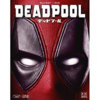 デッドプール 2枚組ブルーレイ&DVD〔初回生産限定〕【BLU-RAY DISC】