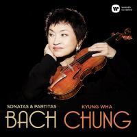 Bach, Johann Sebastian バッハ / 無伴奏ヴァイオリンのためのソナタとパルティータ全曲 チョン・キョンファ(2CD)【CD】