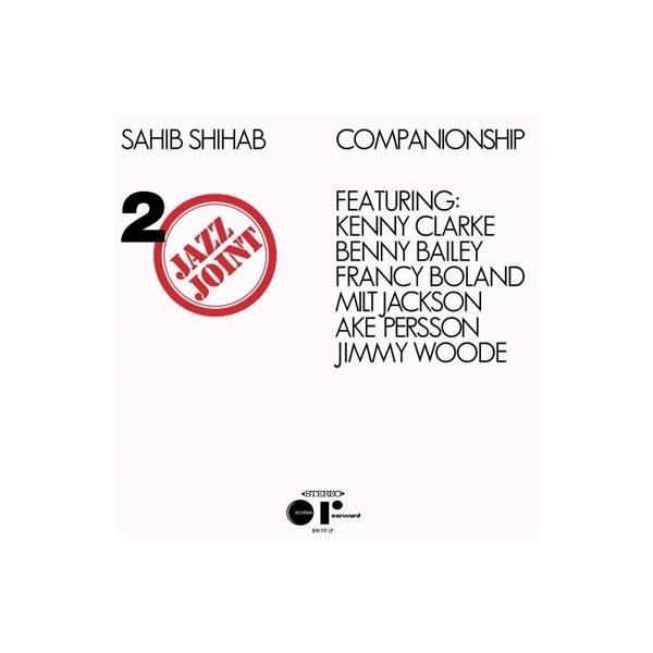 Sahib Shihab サヒブシハブ / COMPANIONSHIP【CD】