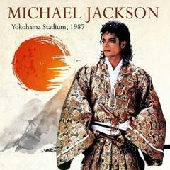 Michael Jackson マイケルジャクソン / Yokohama Stadium,  1987【CD】