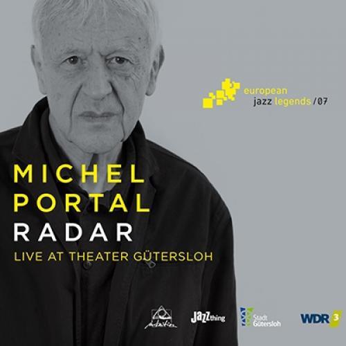 Michel Portal ミシェルポルタル / Radar【CD】