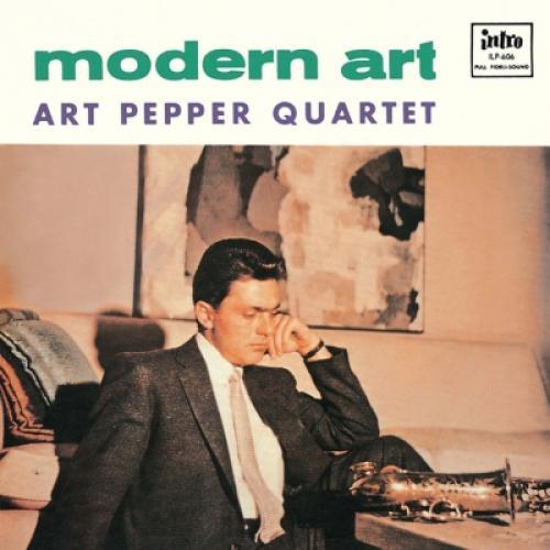 Art Pepper アートペッパー / Modern Art【SHM-CD】