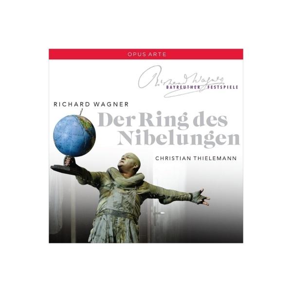 Wagner ワーグナー / 『ニーベルングの指環』全曲 クリスティアーン・ティーレマン & バイロイト(2008 ステレオ)(14CD)【CD】